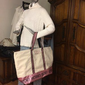 NWT Victoria's Secret Tote Bag